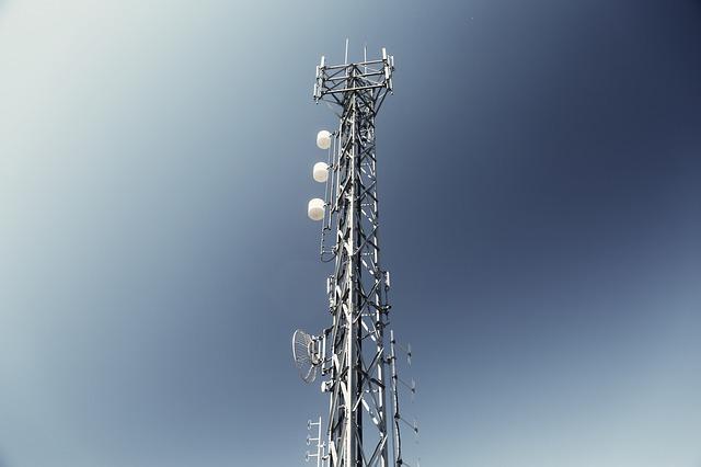 antena łacznosc
