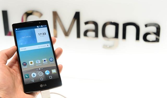 lg smartphon