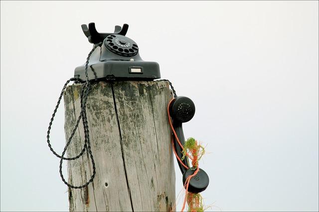 poczatki telekomunikacji