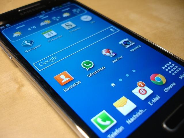 smartphone tel