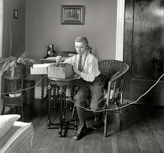 telegraf historia