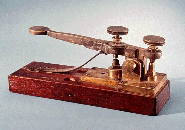 telegraf wynalazki