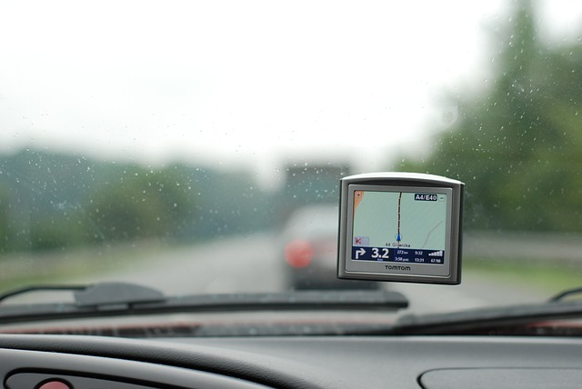 urządzenie GPS